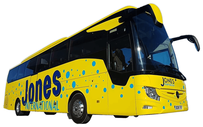 Bus - Jones International Holidays